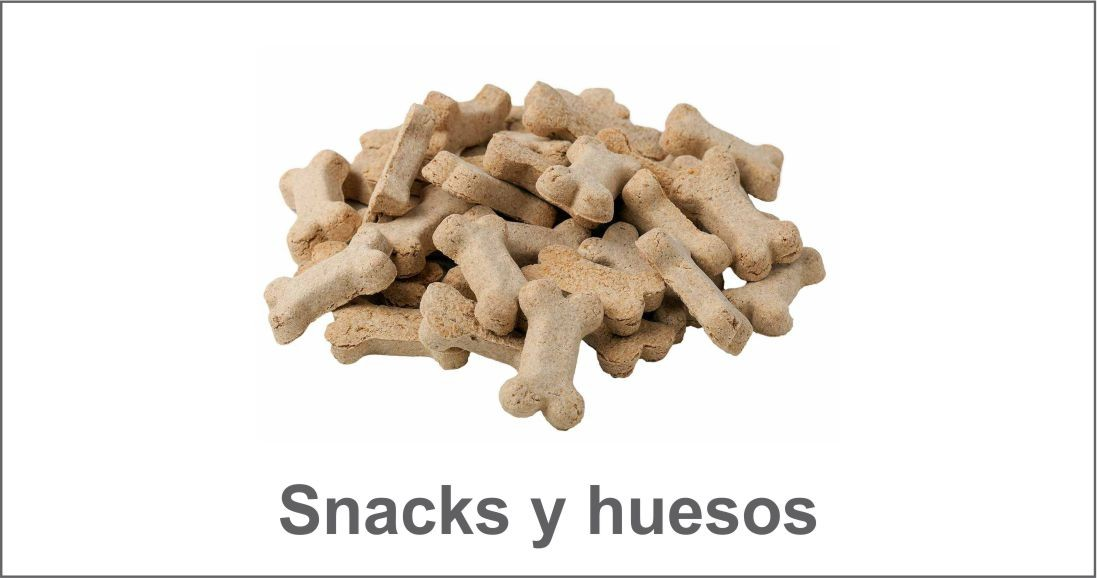 Snacks y Huesos